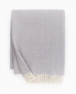 Celine Lilac Throw
