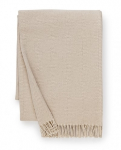 Celine Taupe Throw