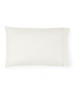 Grande Hotel Ivory/Ivory King Pillowcases, Pair