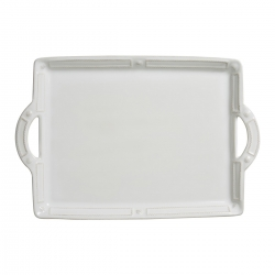 French Panel Handled Tray