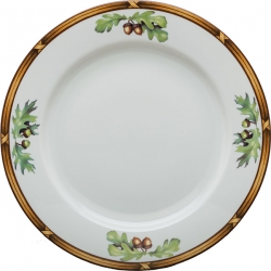 Game Birds Plain Charger/Buffet Plate