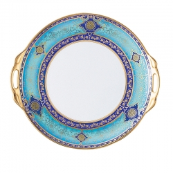 Grace Cake Plate with Handles