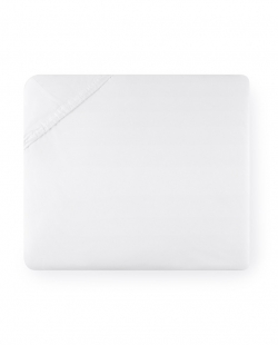 Grande Hotel White Queen Fitted Sheet