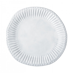 Incanto White Stripe Dinner Plate