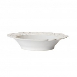 Jardins du Monde Whitewash Coupe Pasta/Soup Bowl