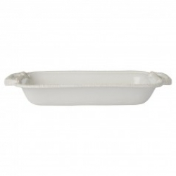Le Panier Whitewash Shallow Baker, 13