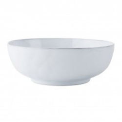 Quotidien White Truffle Large Serving Bowl