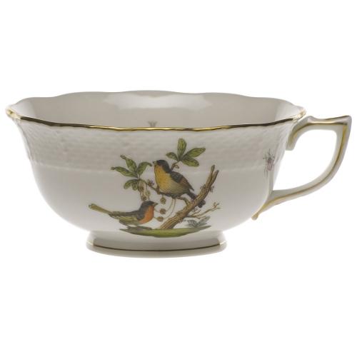 Rothschild Bird Tea Cup, Motif #8