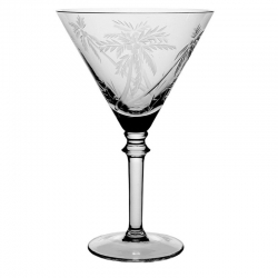Palmyra Martini Glass