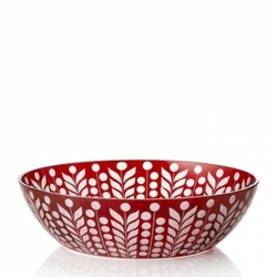 Red Pariz trinket Bowl