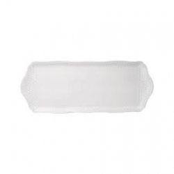 Pont Aux Choux White Oblong Serving Tray