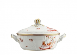 Galli Rossi Soup Tureen and Cover
