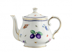 Italian Fruit Tea Pot