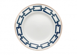 Catena Blue Bread Plate