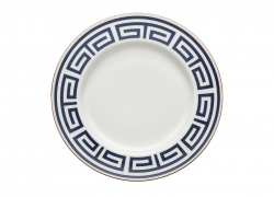 Labirinto Blue Buffet/Dinner Plate