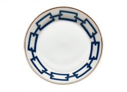 Catena Blue Tea Saucer