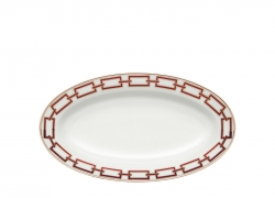 Catena Scarlett Oval Pickle Dish