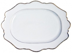 Simply Anna Antique Oval Platter