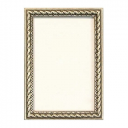 Thin Rope 5x7 Wooden Frame