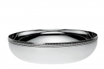 Malmaison Silver Plated Round Bowl