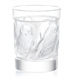 Owl Old Fashion Tumbler