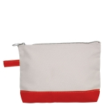Red Make-Up Bag
