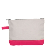 Hot Pink Make-Up Bag