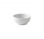 White Fluted Bowl, 3 Cups