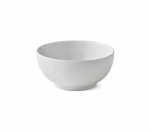 White Fluted Bowl, 4.5 Cups