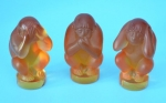 Wisdom, Three Wise Monkeys Set