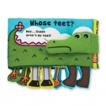 \Whose Feet?\ Soft Activity Book
