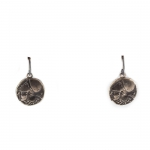 Athena/Pegasus Replica Coin Earrings