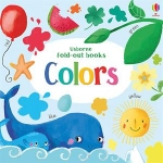 Colors Fold-Out Book