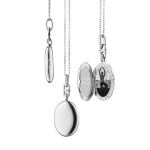 Slim Oval Eve Locket