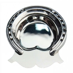 Custom Sterling Silver Horseshoe Tray