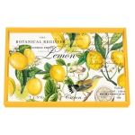 Lemon Basil Decoupage Wooden Vanity Tray