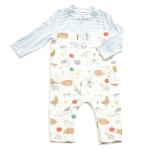 Little Farm Romper, 6-12 Months
