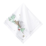 North Pole Napkin