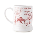 Winter Frolic \Mr. & Mrs. Claus\ Mug