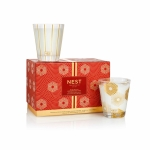 Holiday and Birchwood Pine Candle Duo Set