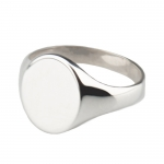 Sterling Silver Signature Ring