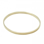 Small Gold Bangle Bracelet