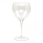 Optic Red Wine Glass
