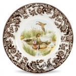 Woodland Wood Duck Dinner Plate