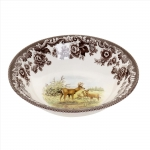 Woodland Mule Deer Ascot Cereal Bowl