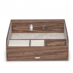 Teddy Charging Valet Station, Brown