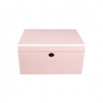 Laurel Jewelry Box, Pink