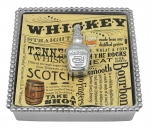 Bourbon Beaded Napkin Box