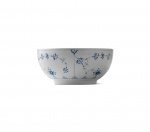 Blue Fluted Plain Bowl
