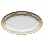 Orsay Powder Blue Relish Dish